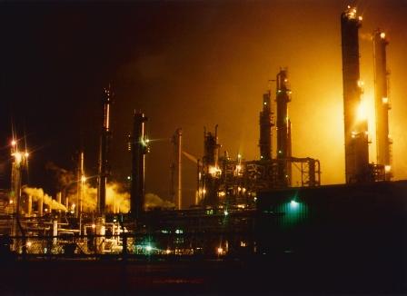 Ejemplo de refinería